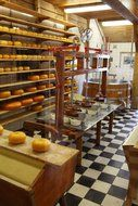 commercial cheese dairy