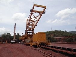 transport for iron ore
