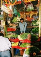 fruit market in india