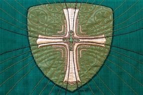 green art christian christianity