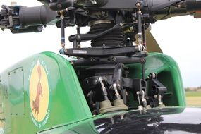 helicopter detail