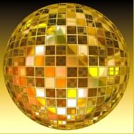 brilliant ball disco