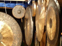gongs as musical instruments