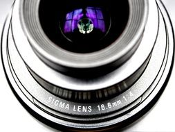 optical macro lens for camera
