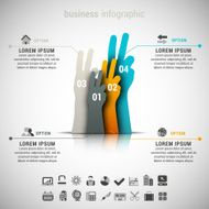 business infographic N13