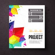 Business Project presentation template