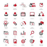 SEO and Development Icons N2