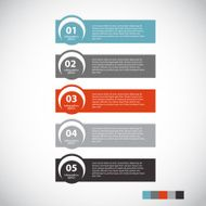 Infographic Templates for Business Vector Illustration N18