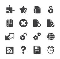 Office Network - Simple Icons
