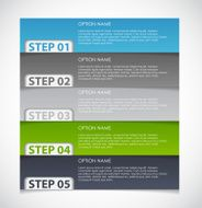 Infographic Templates for Business Vector Illustration N21
