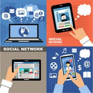 Social Networks Internet communication
