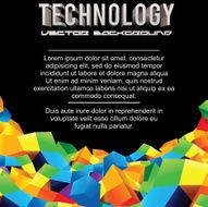 Abstract technology background N6