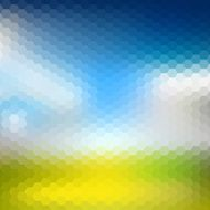 Abstract blurred background abstract template vector N2