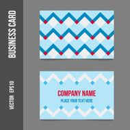 Corporate identity - business cards N3