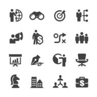 Business Icons - Acme Series