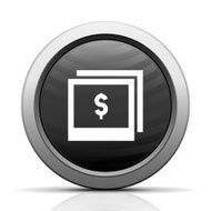 Photography Sale icon on a round button N7
