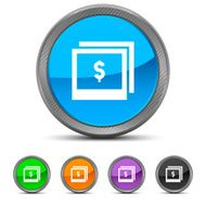 Photography Sale icon on circle buttons N2