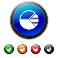 Pie Chart icon on round buttons N11