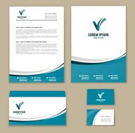 Template corporate style N2