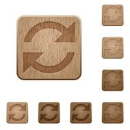 Refresh wooden buttons