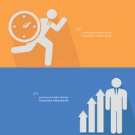 Human resource concept vector