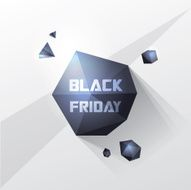 Black Friday shopping sale wallpaper