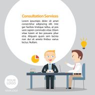 Flat Consultation Services Advertising