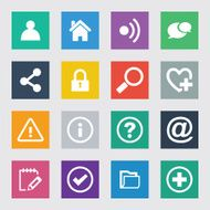 Universal Icon Set For Website & Mobile N2