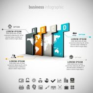 business infographic N48