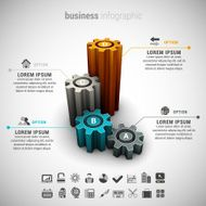 business infographic N51