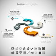 business infographic N52