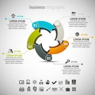 business infographic N59