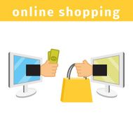 online shopping concept N3