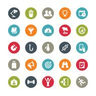 Organization icons Ringico series
