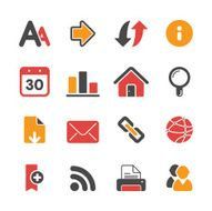 Internet and Media - Simple Icons