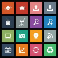 Universal Icon Set For Website & Mobile N229