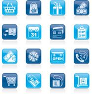 Online shop icons N2