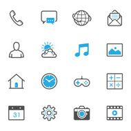 Mobile Phone Icons N2