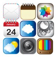 Applications icons N2