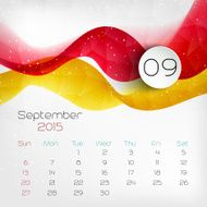 Calendar Vector illustration N16