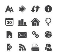 Internet and Media - Simple Icons N4