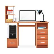 Vector Realistic Workplace N7