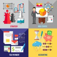 Strategy MBA taxes accounting