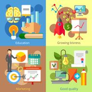 Education business marketing quality