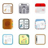 Documents apps icons