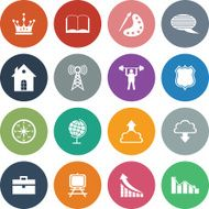 Universal Icon Set For Website & Mobile N234