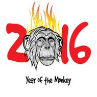 Chinese new year 2016 (Monkey year) N2