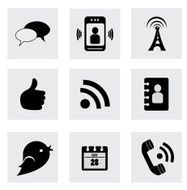 Business Icons N74