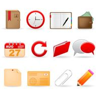 General icons - office and business (set 2)