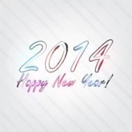 New Year Typography N2